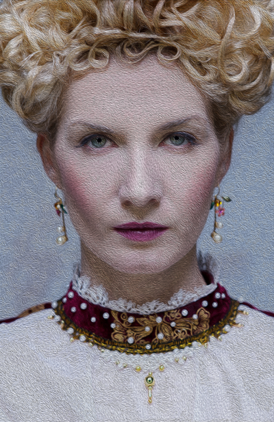 Opinber Portrait of Eleanor I