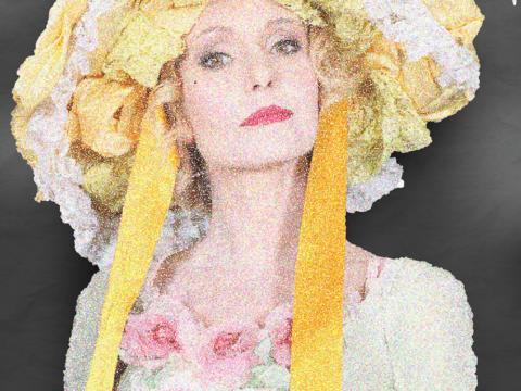 Recreation of the Portrait of Eleanor XVII by Rafael Hemdragoon